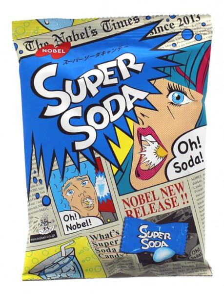 NOBEL Super Soda Bonbon, 88 g