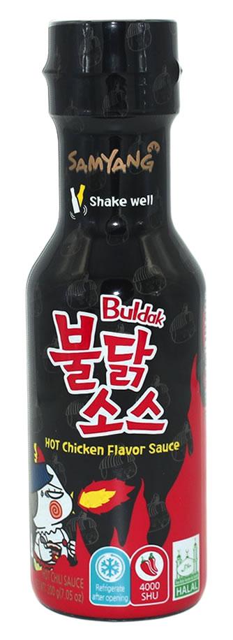 Samyang Hot Chicken Flavor Sauce, 200 g