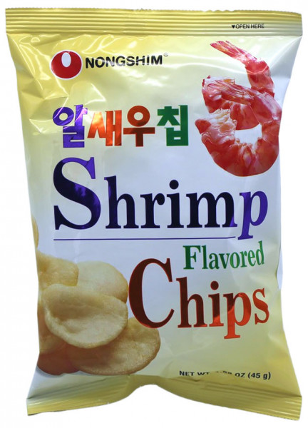 Nongshim Shrimp Crackers, 45 g