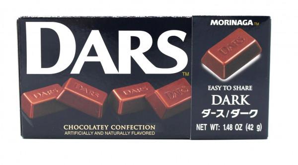 Morinaga Dars dunkle Schokolade, 12 Stück