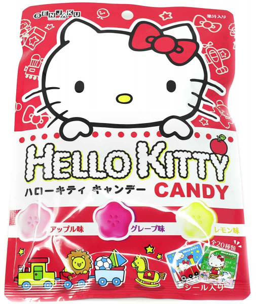 Senjaku Hello Kitty Candy, 65 g