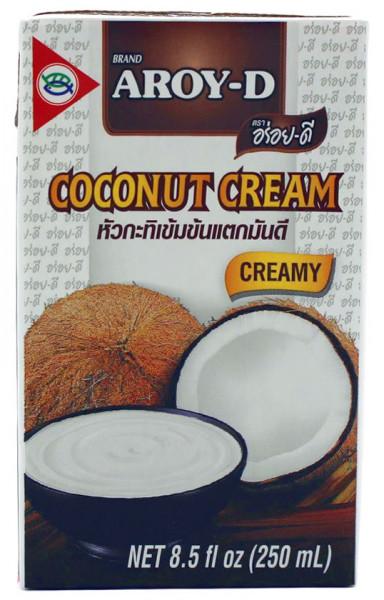 AROY-D Kokosnusscreme, 250 ml