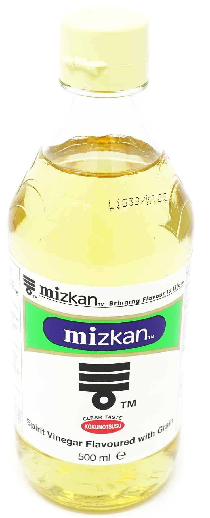 Mizkan Kokomotsusu Getreide-Essig, 500 ml