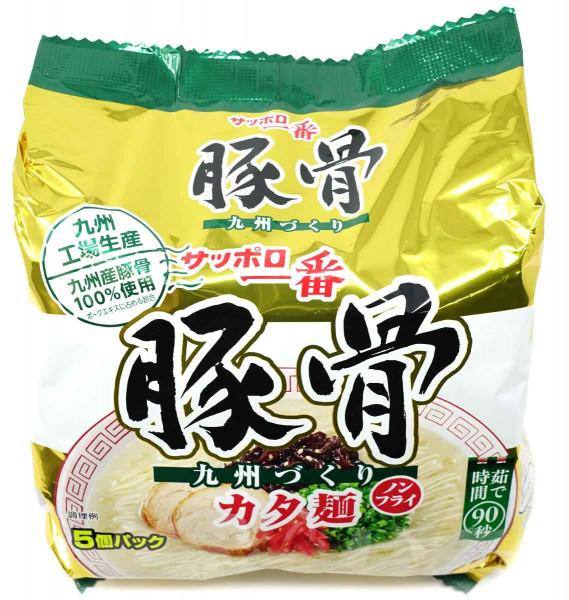 Sapporo Ichiban Tonkotsu Ramen, 440 g