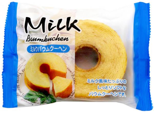 Taiyo Food Milch-Baumkuchen, 80 g