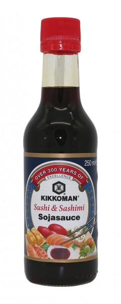 Kikkoman Sojasauce Sushi & Sashimi, 250 ml