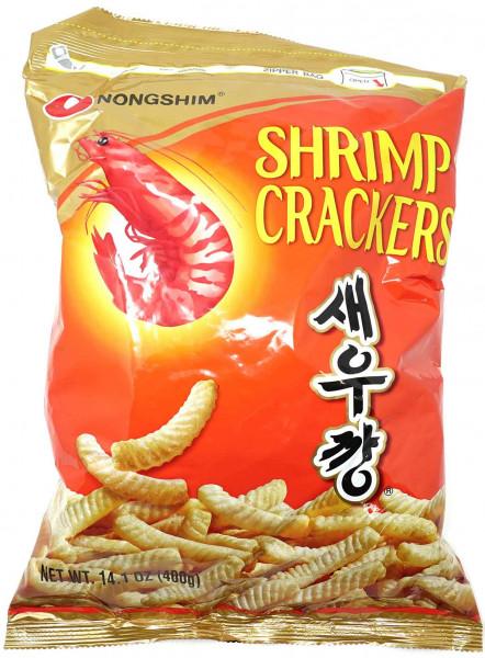 Nongshim Shrimp Crackers, 400 g