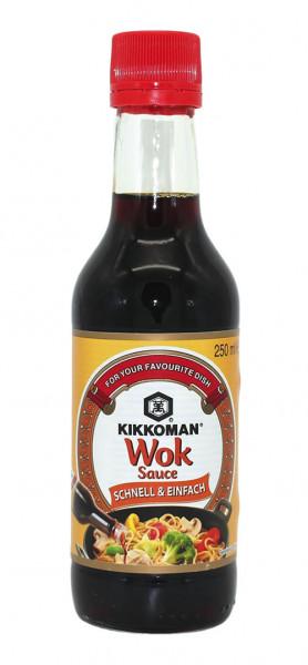 KIKKOMAN Wok Sauce, 250 ml