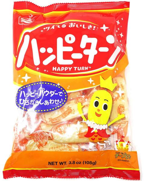 Kameda Reiscracker Happy Turn, 108 g