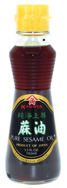 Kadoya Sesamöl, 163 ml
