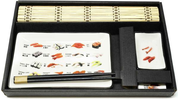 Sushi-Set, 5-teilig