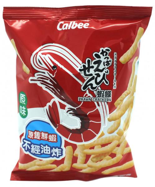 CALBEE Krabben Chips Original, 75 g