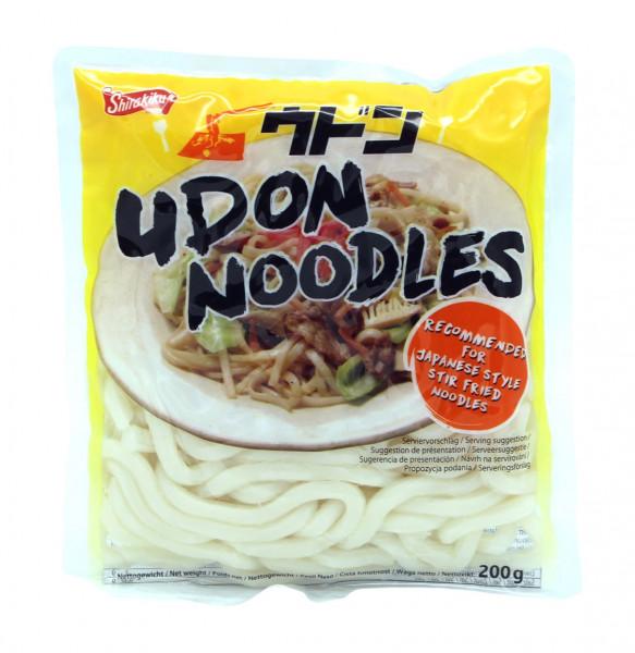 Shirakiku Udon Weizen Nudeln, 200 g