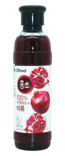 HongCho Essiggetränk Granatapfel, 500 ml