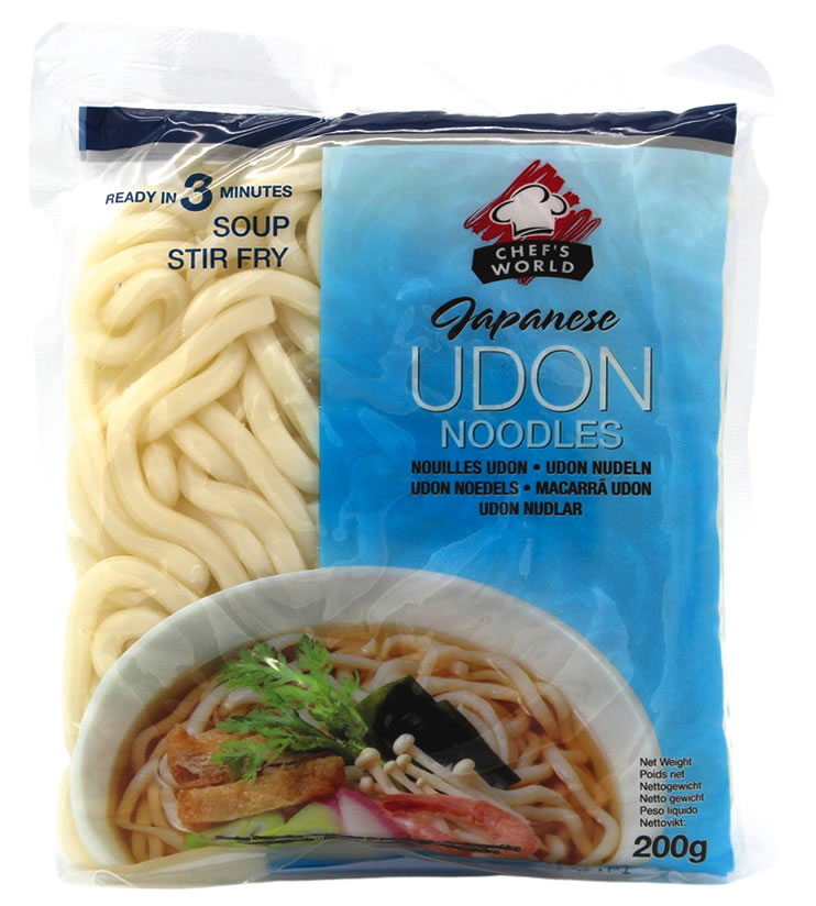 Chef´S World Udon Nudeln, 200 g