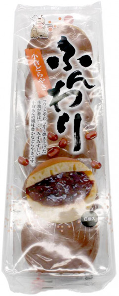 Dorayaki mit roter Bohnenpaste, 246 g