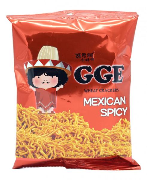 GGE Weizencracker mexikanisch scharf, 80 g