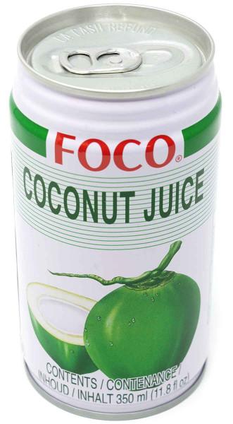 Foco Kokossaft, 350 ml