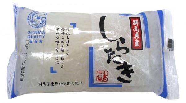 Shirataki Shiro weiße Konjak-Nudeln, 420 g