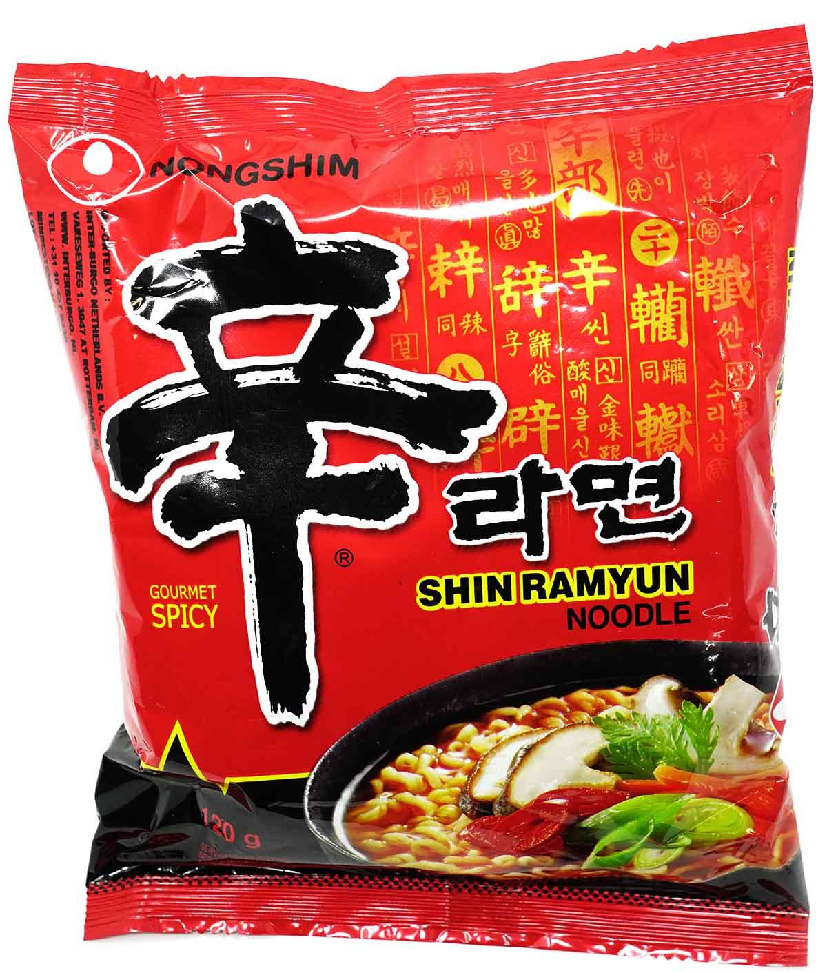 NONSHIM Shin Ramen, 120 g