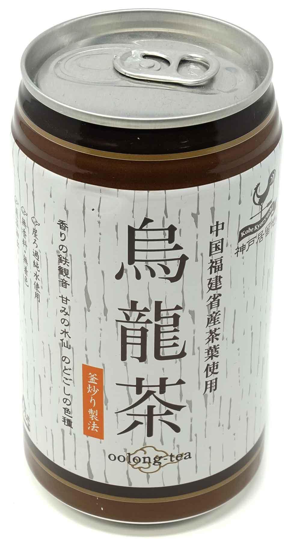 TOMINAGA Kobe Kyoryuchi Oolong Tee, 340 ml