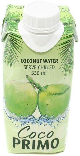 Coco Primo Kokosnusswasser, 330 ml