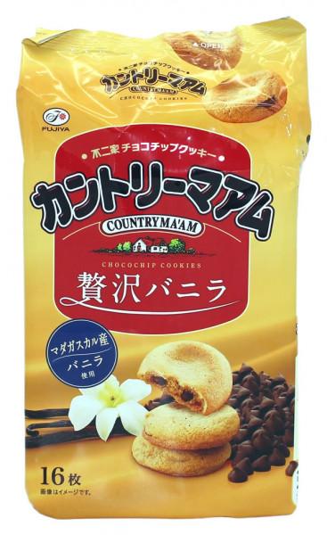 Fujiya Soft Cookie Country Mum Vanille, 169,6 g