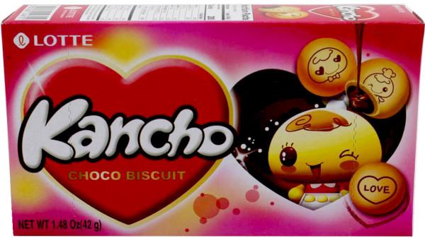 Lotte Kancho Schokoladenkekse, 42 g