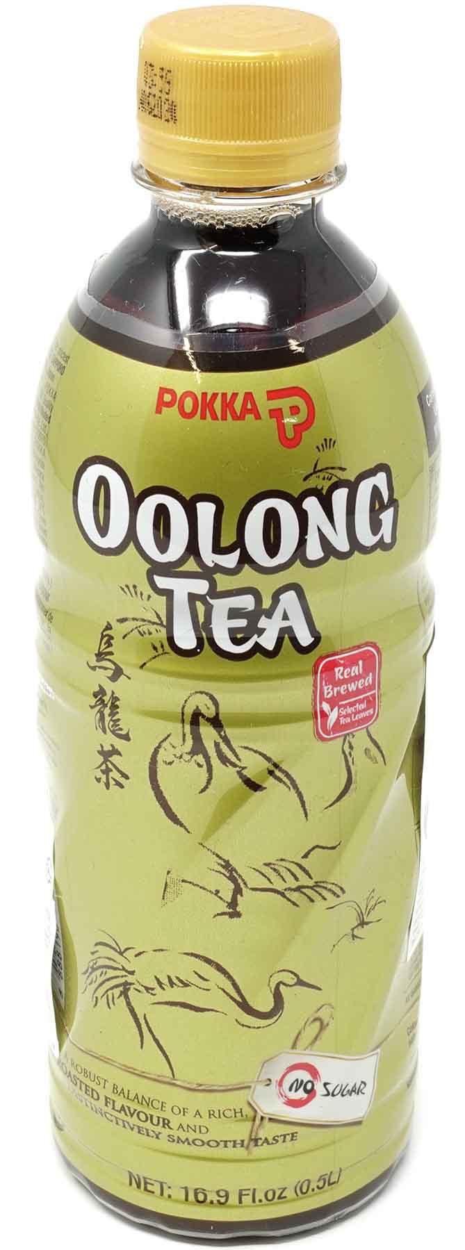 Pokka Oolong Tee, 500 ml