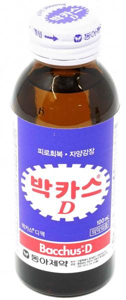 Bacchus D Nahrungsergänzung, 100 ml