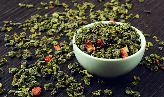 Oolong Tee aus Japan
