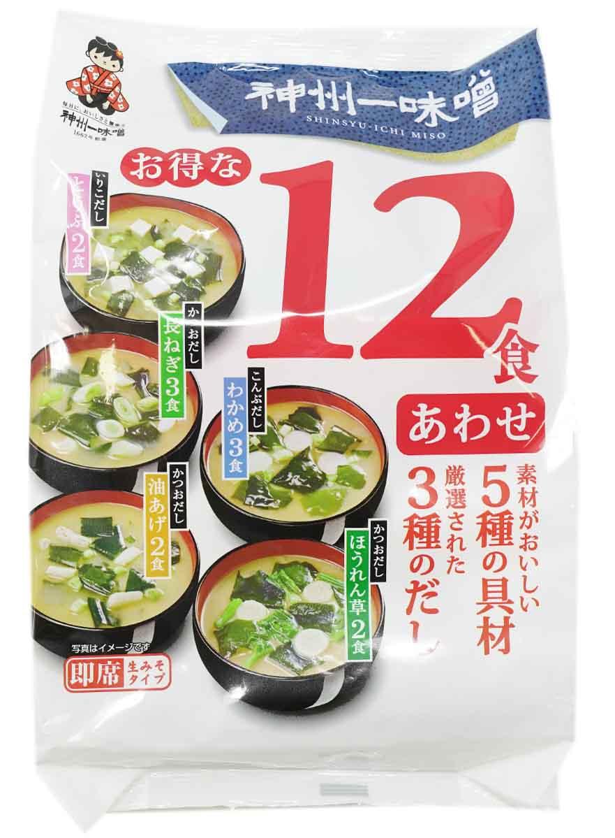SHINSYUCHI Misopaste dunkel, 193,1 g