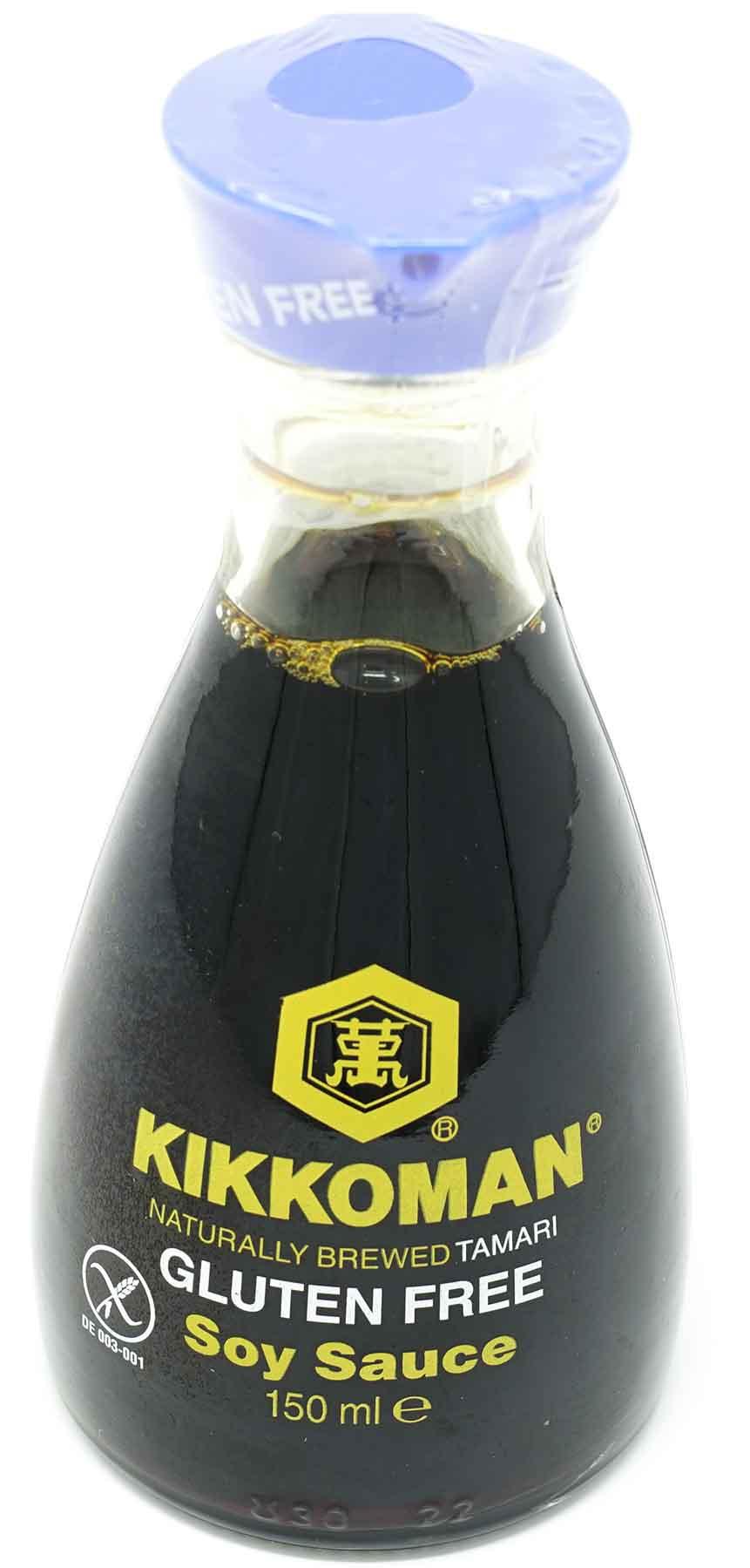 KIKKOMAN Soja Sauce glutenfrei, 150 ml