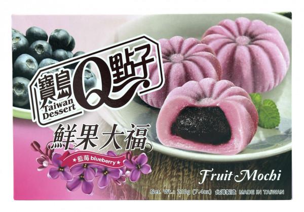 Mochi Blaubeere Geschmack, 210 g