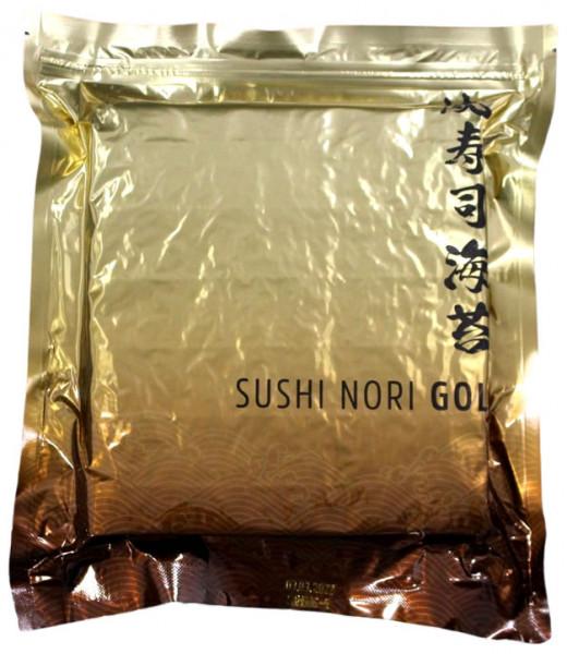 Globe Gourmet Nori-Blätter GOLD, ganze Blätter, 100 Stück