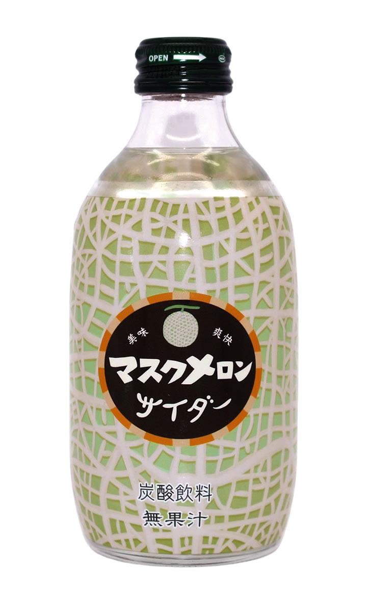 Tomomasu Soda Melone, 300 ml
