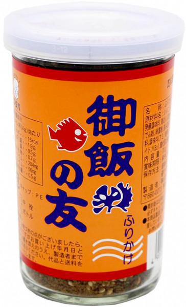 Futaba Gohan no Tomo Furikake Reisgewürz mit Fisch, 70 g