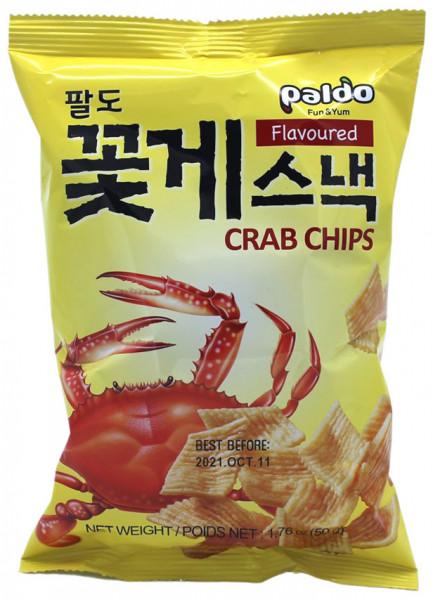 Paldo Krabben Chips, 50 g
