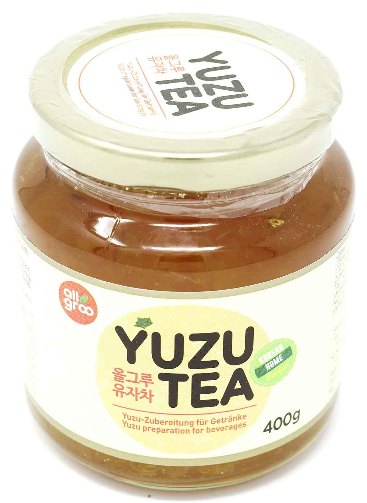Allgroo Yuzu-Tee, 400 g