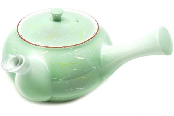Japanische Teekanne grün, 350 ml