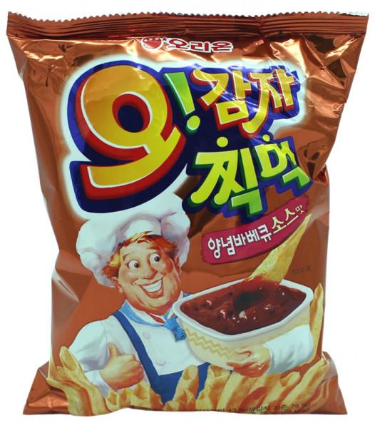 Orion Cracker BBQ-Geschmack, 75 g