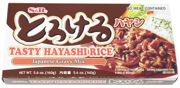 Torokeru Hayashi Eintopfpaste, 160 g