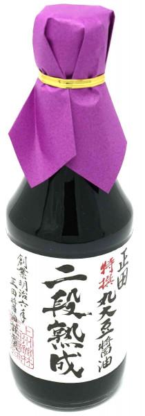 Shoda Shoyu Nidan Jukusai Soja-Soße, 300 ml