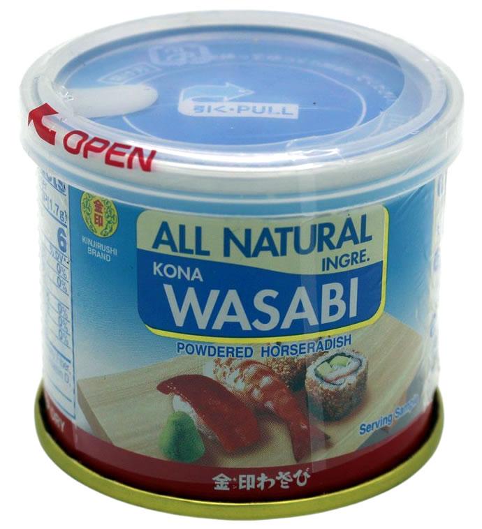 Kinjirushi Wasabi Pulver, 25 g
