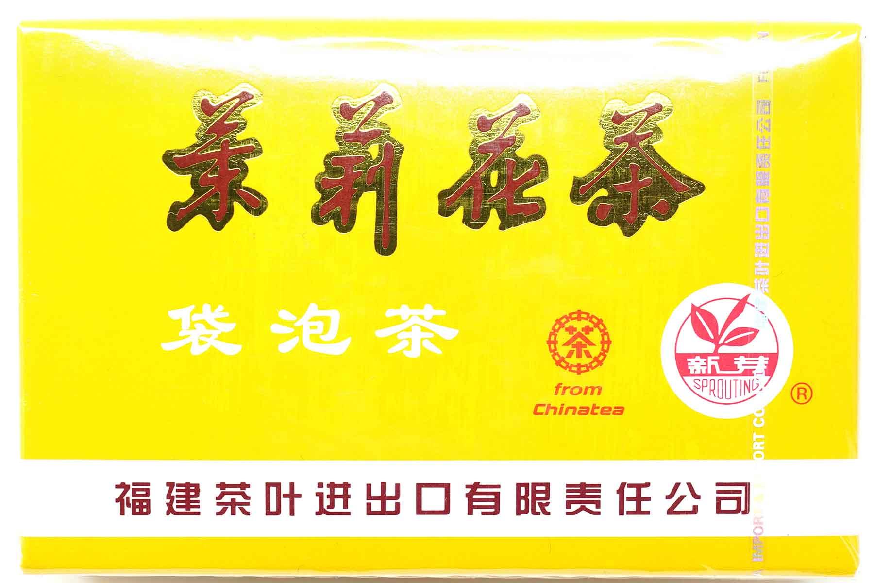 Chinatea Jasmin-Tee in Teebeuteln, 20 Teebeutel je 2 g