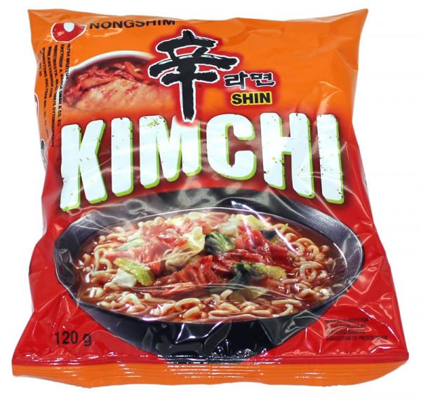 Nongshim Shin Ramen Kimchi, 120 g