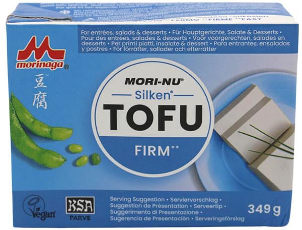 Mori-Nu Silken Tofu firm (fest), 349 g