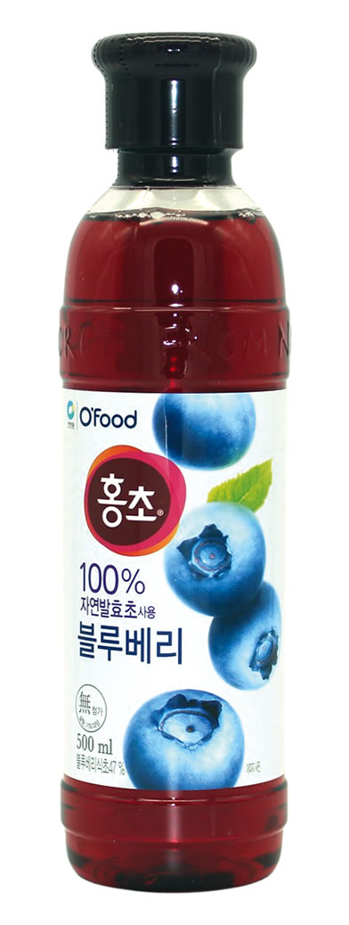 HongCho Essiggetränk Blueberry, 500 ml