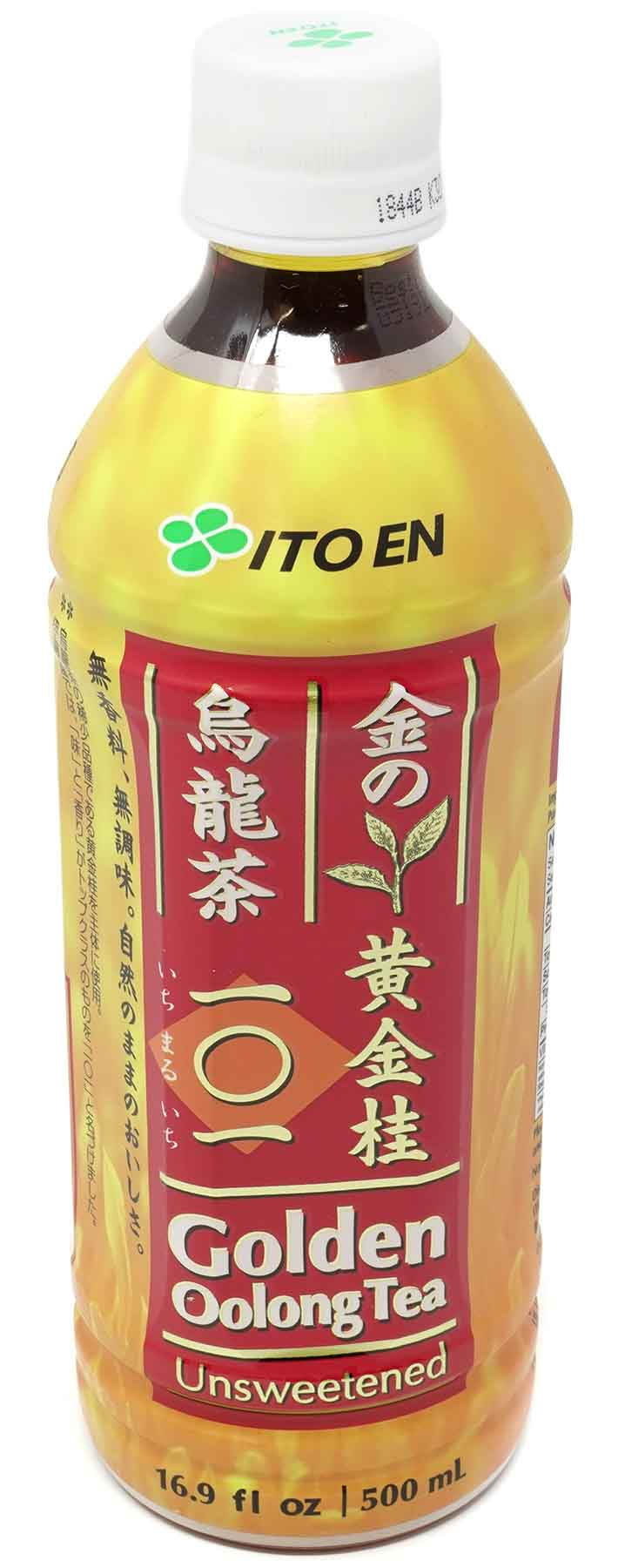 ITO EN Golden Oolong Tee ungesüßt, 500 ml