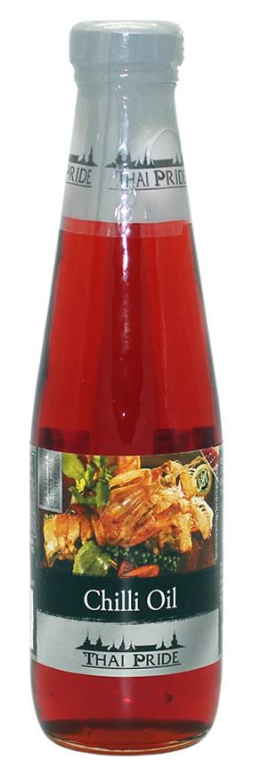 THAI PRIDE Chiliöl, 295 ml